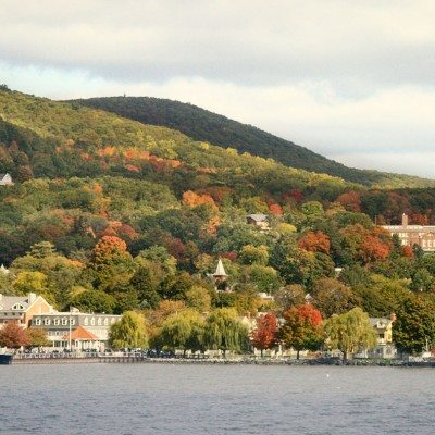 Seastreak Fall Foliage Cruise to Cold Spring