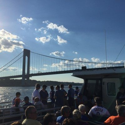 Cruise with Seastreak to Citi Field and get TWO experiences in one: a great baseball game and an AMAZING cruise!