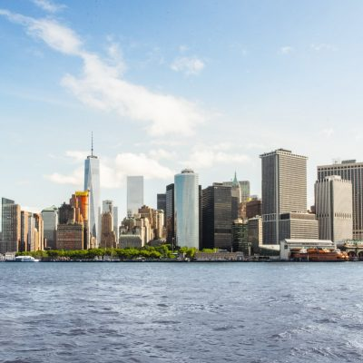 Stunning Manhattan Skyline