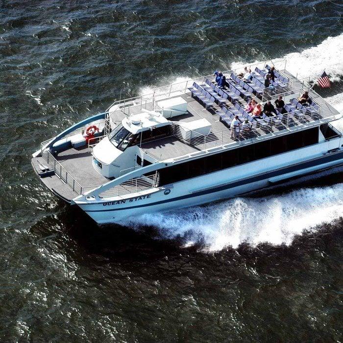 Marthas Vineyard Boston Getaway By Seastreak Ferry - Cruises out of boston