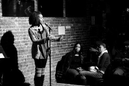 Friday Night Poetry Slam 4