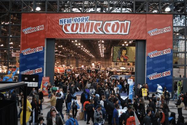 Comic Con 1