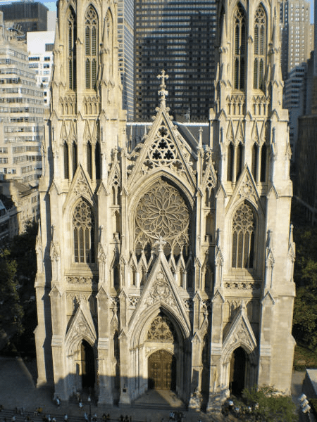 St Patrick's Cathedral 2