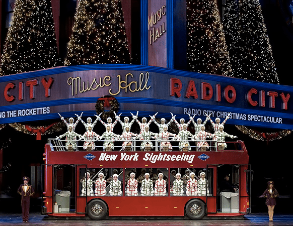Radio City Christmas 1