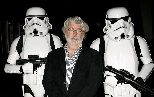 Star Wars Costume 1