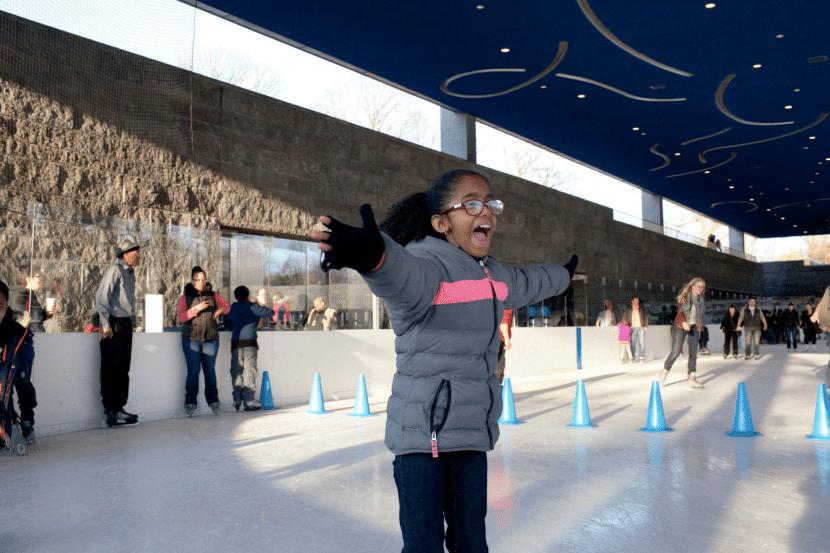 LeFrak Ice Skating 3