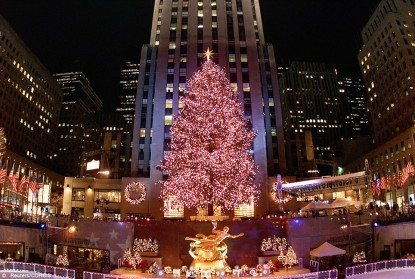 Rockefeller X-mas Tree Lighting 4
